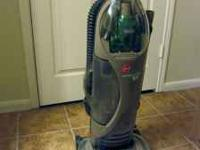 The vacuum is in great working condition. It is bagless