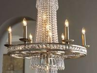 Horchow Camella 10-Light Chandelier, excellent