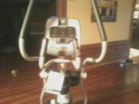 Like new elliptical. Used it about 5 times. Six Star