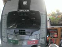 Horizon EX-59 Elliptical virtually brand name new! used
