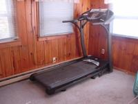 Used, but excellent condition, Horizon Fitness CST3.5