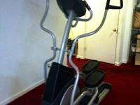 Like New Horizon Fitness EX-77 Elliptical  16