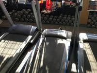 We have some brand new Horizon T-101 Treadmills.  The