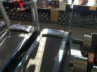 We have some brand new Horizon T-202 Treadmills.  Get