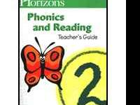 Horizons Phonics and Reading 2 Teachers Guide. Lesson
