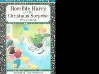 Horrible Harry Books (5) - Christmas Surprise - Goes to