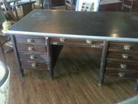 I have a very nice HORROCKS INDUSTRIAL WOOD DESK  for