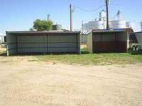 Custom built horse stalls or hay storage buildings in
