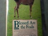 "Hardback horse books. $15 each. ""Blessed Are the"