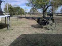 Well built horse cart.. heavy duty.. great for everyday