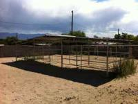 Galvanized covered pipe corrals in great shape. 2 - 12