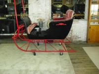 Gorgeous Horse Drawn Sleigh in great condition! For