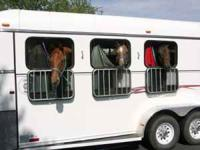 I will be hauling a gelding in my 3 horse trailer from