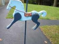 "This ""Jewelry Horse""can be used as a display for your"