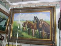 Beautiful Horse Painting  Come check this item out at