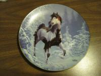 This is from the Unbridled Spirit plate collection.