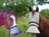 Introducing a new product for horses with white