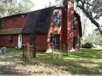 Horse Property Cabin Style Single Family Home. Place: