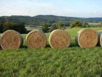 Horse quality timothy/orchard grass 4x5 bales triple