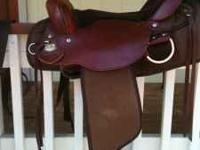 Western Horse saddle for sale, excellent condition.