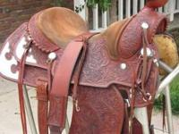 I have quite a bit of horse equipment for sale. $400