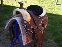I have three very very nice saddles for sale. the first