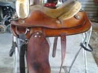 I have 6 saddles all various sizes some riding saddles