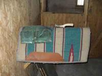 saddle pad and comb and hay bag all new call  Location: