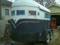 1975 miley horse trailer Josh  Location: sidney