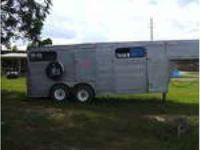 2000 model ponderosa 4horse straight load or take out
