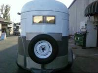 We have two place horse trailer for sale!!! It is in