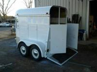 Just In Time for RODEO! - Miley Horse Trailer - Ventura