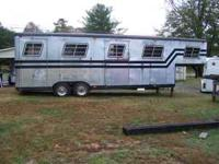 Ready to get that horse trailer painted? Need a Cowboy