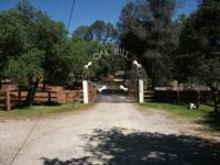 Oak Hill Ranch is a Horse Boarding Facility and has