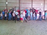 HORSE day camp. We offer two camps. The weeklong camp