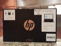 HP Canopy TouchSmart 15-b129wm Sleekbook (all new /