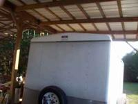 HORTON HAULER - ENCLOSED UTILITY TRAILER 16FT X 6FT 3