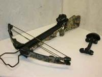 Up for sale is this USED Horton Hunter Max 150 crossbow