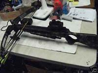 Up for sale is this USED Horton Legend II crossbow
