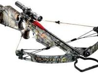 Up for sale is this USED Horton Hunter HD 175 crossbow