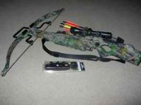 Up for sale is this NEW Horton Legacy HD 175 crossbow