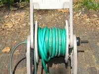 Type: GardenType: hose reelHose reel with 60-70 feet of