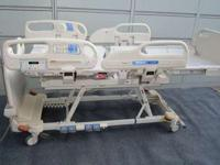 HILL-ROM P3200 VersaCare Electric Hospital Bed / Scale,