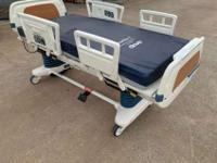 Stryker Secure II 3002 Electric Power Hospital Patient