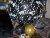 I am selling my hot air balloons for $35.00 . I have a