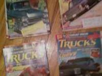 older hot rod magazines they were my grandpas have many