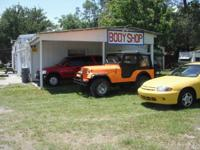 HOT RODZ PAINT & BODY CRASH REPAIR CENTER ALL OVER