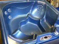 This 4-person spa is like new with lots of new parts.