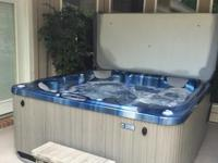 Type:Furniture 2013 Hot springs hot tub. Seats up to