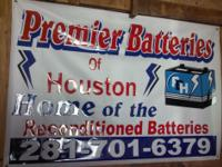 reply Posted: 3 months ago Premier Batteries of Houston